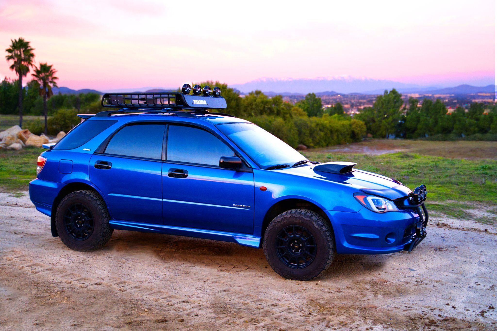 2007 Lifted Off Road Blue Subaru Impreza Wrx Wagon Ig Stephenotico In 2020 Wrx Wagon Lifted Subaru Subaru Wagon