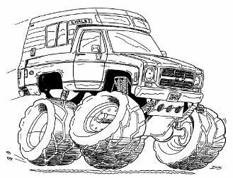 Blazer Chalet Drawing Chevy Suburban Drawings Trip