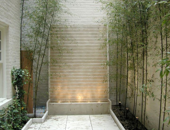 17 Modern Water Feature Designs For Your Garden Outdoor Wall