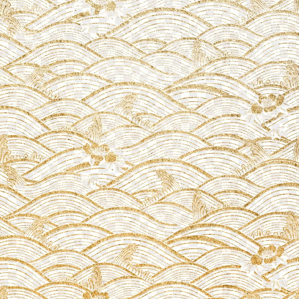Chinese Gold Traditional Pattern Png Seamless Background Free Image By Rawpixel Com Boom Seamless Background Gold Pattern Free Illustrations