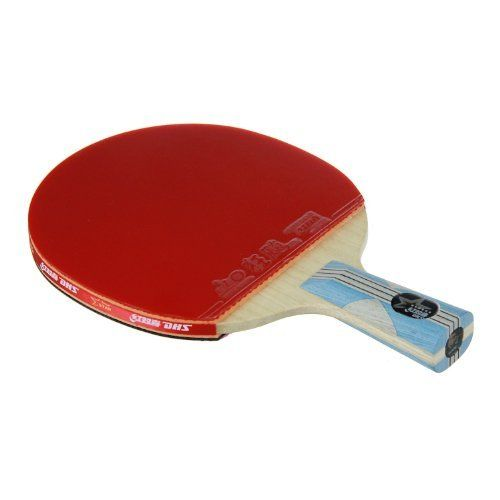 Dhs Table Tennis Racket Tp6006 Ping Pong Paddle Table Tennis Racquets Penhold By Dhs 51 59 Model Table Tennis Racket Table Tennis Rubber Table Tennis