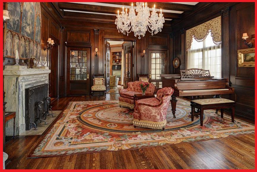 Luxus Wohnzimmer Einrichtung