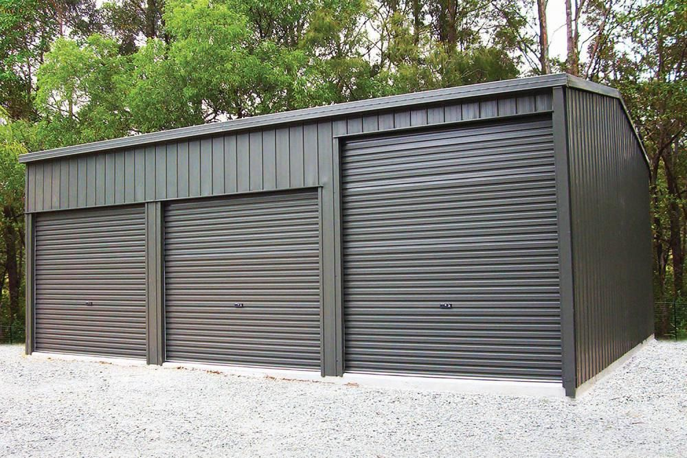 Custom Garage Images & Gallery THE Shed Company Garage