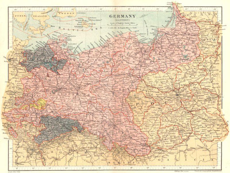 Germanyeasternprussiabrandenburgsaxonysilesiaposenstanford