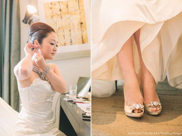 Hiroshi & Maya Wedding  by AYANO TACHIHARA Wedding Design