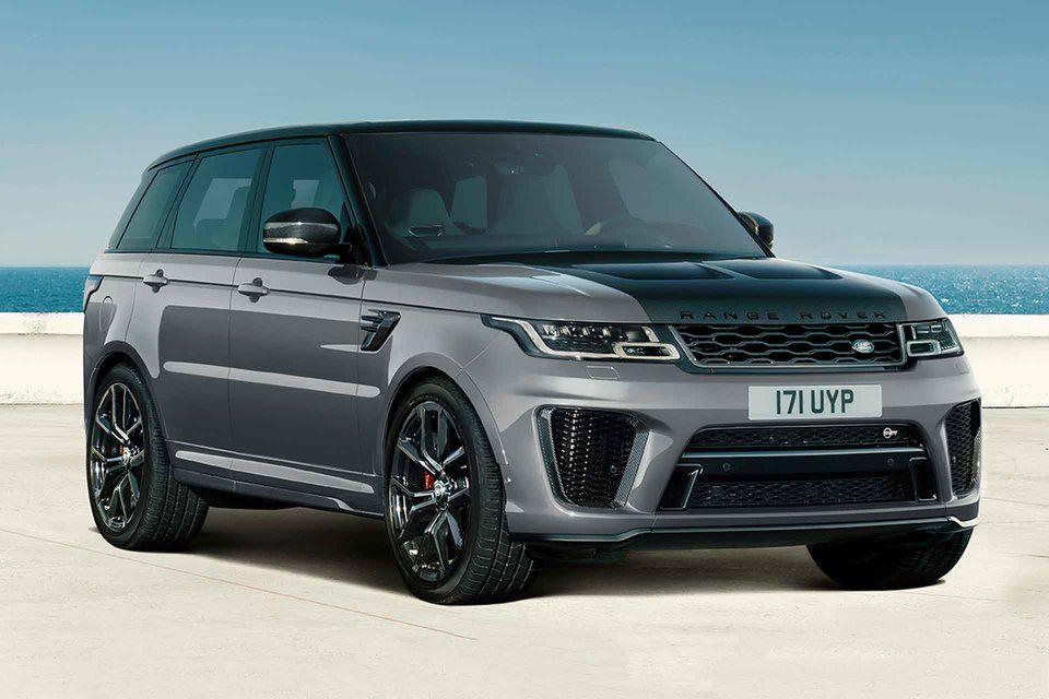 Range Rover Sport SVR in 2020 Range rover sport, Range