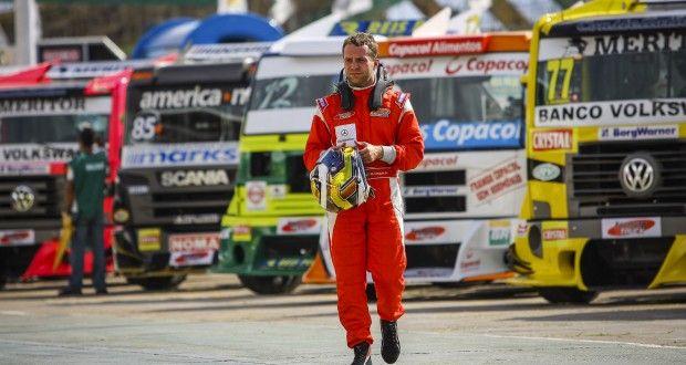 Fórmula Truck: Experiência nas pistas de terra motiva Cesquim | VeloxTV