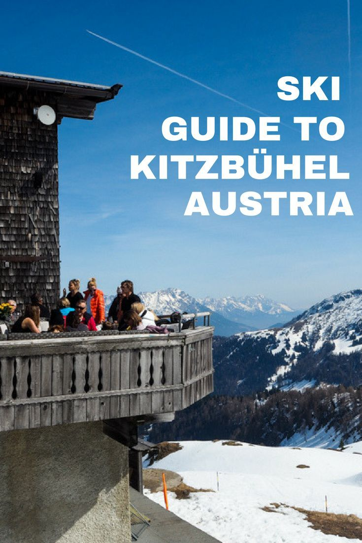 Ski Resort Kitzbühel In Austria Offers Amazing Skiing A Historic City And Authentic Tyrolean Atmosphere