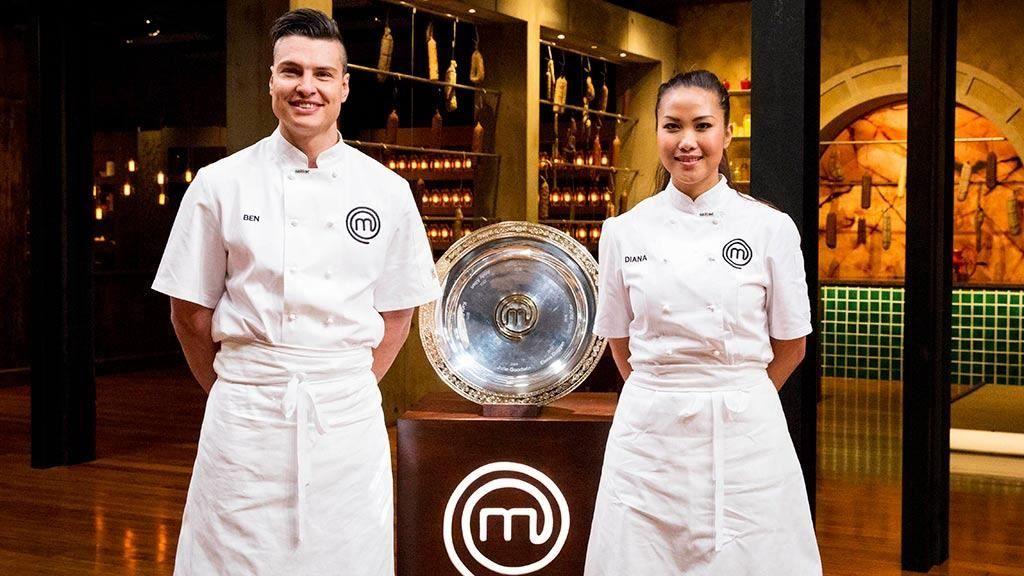 Masterchef Masterchef Masterchef Australia Cooking Show