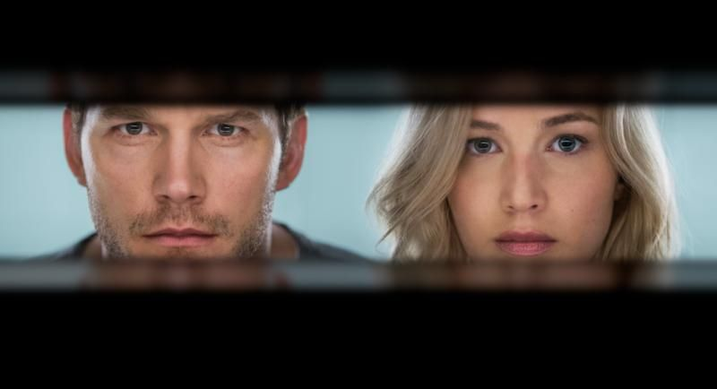 Gizmodo: Our review of Passengers which has huge ambitions but no guts https://t.co/xxEGZVVmQ1 https://t.co/c0ahnqrCuw