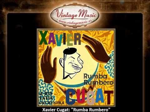 35 Xavier Cugat Rumba Rumbero VintageMusic es