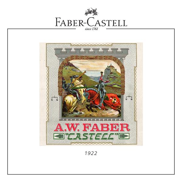 faber-castell logo in 1922 | faber castell, logos, faber