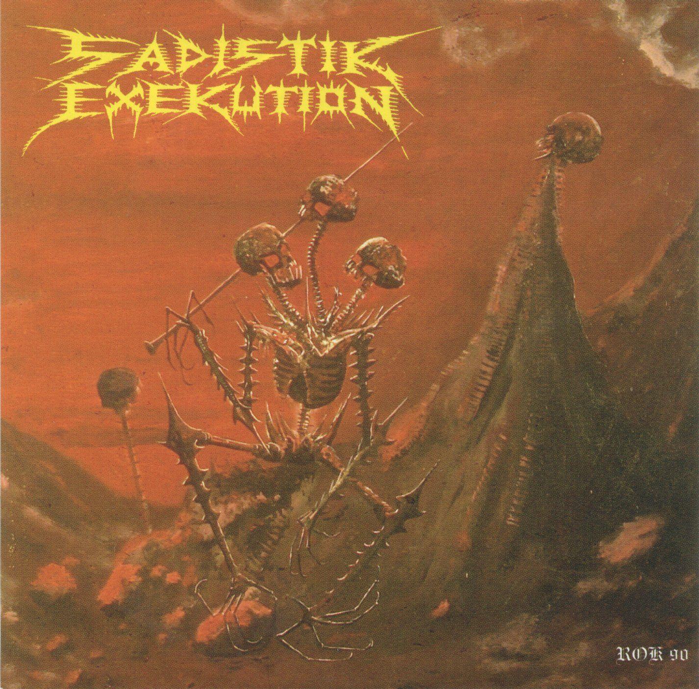 Sadistik Exekution - We are Death... Fukk you!