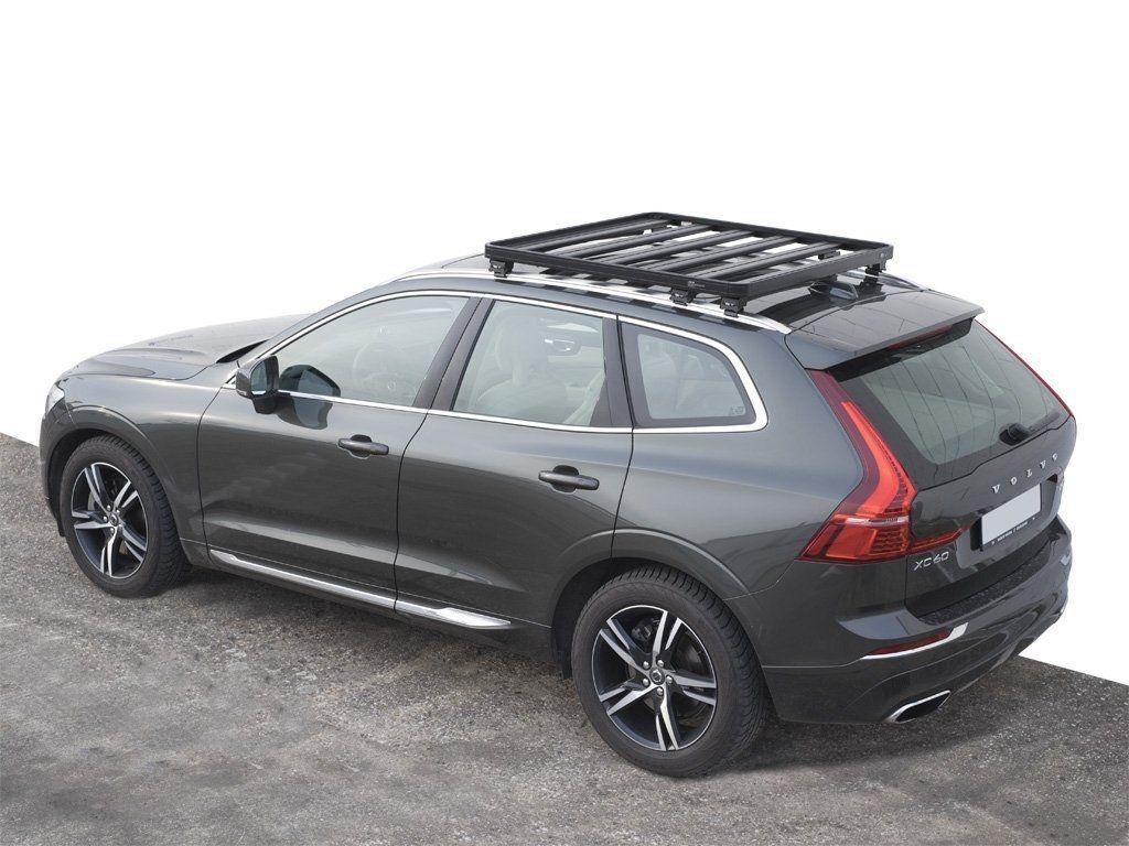 Front Runner Slimline Ii Roof Rack Kit For Volvo Xc60 2018 Current Roof Rails Cargo Roof Rack Volvo Xc60