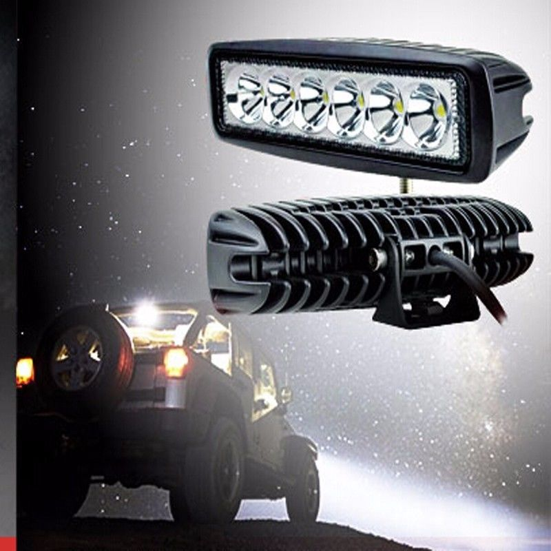 Led Spotlights Ip68 1800lm Mini Car Led Light Bar As Worklight Flood Light Spot Light For Boating Car Led Lights Boat Led Cars Trucks