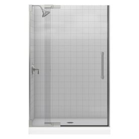 Kohler Purist 45 25 In To 47 75 In Frameless Pivot Shower Door
