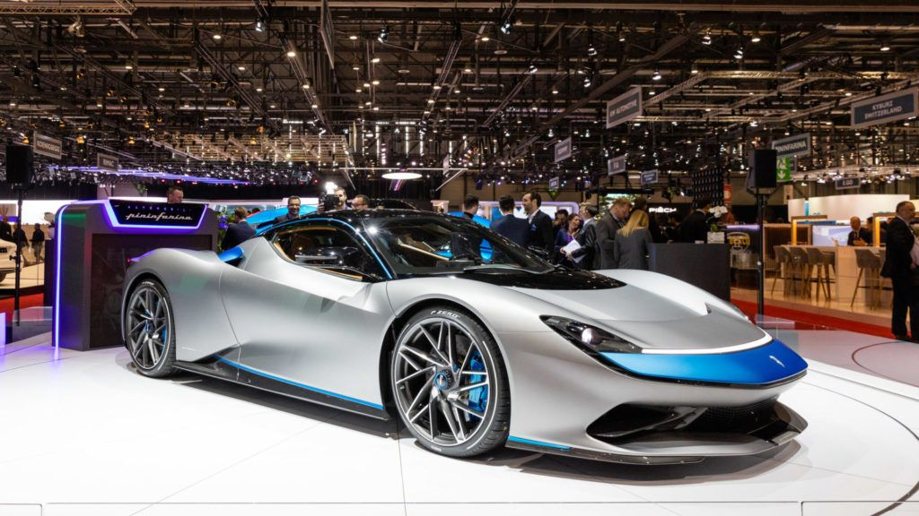 2019 Geneva Motor Show was loaded with electric cars