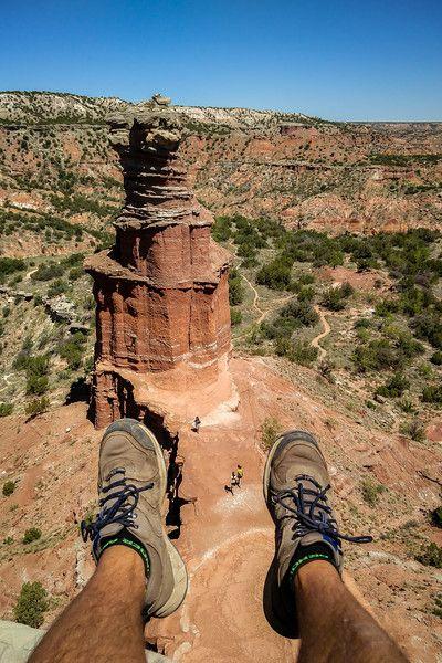 Hiking Palo Duro • The Grand Canyon of Texas   Palo duro ...