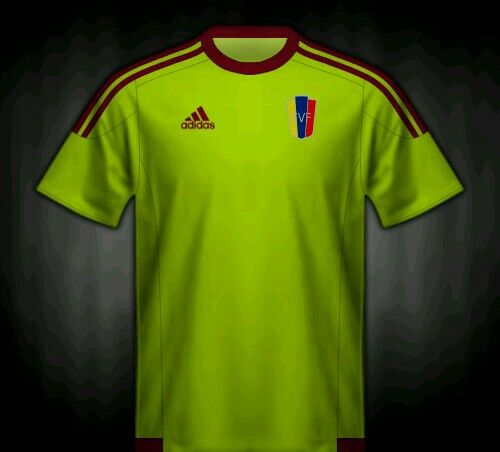 Venezuela away shirt for 2015-16.