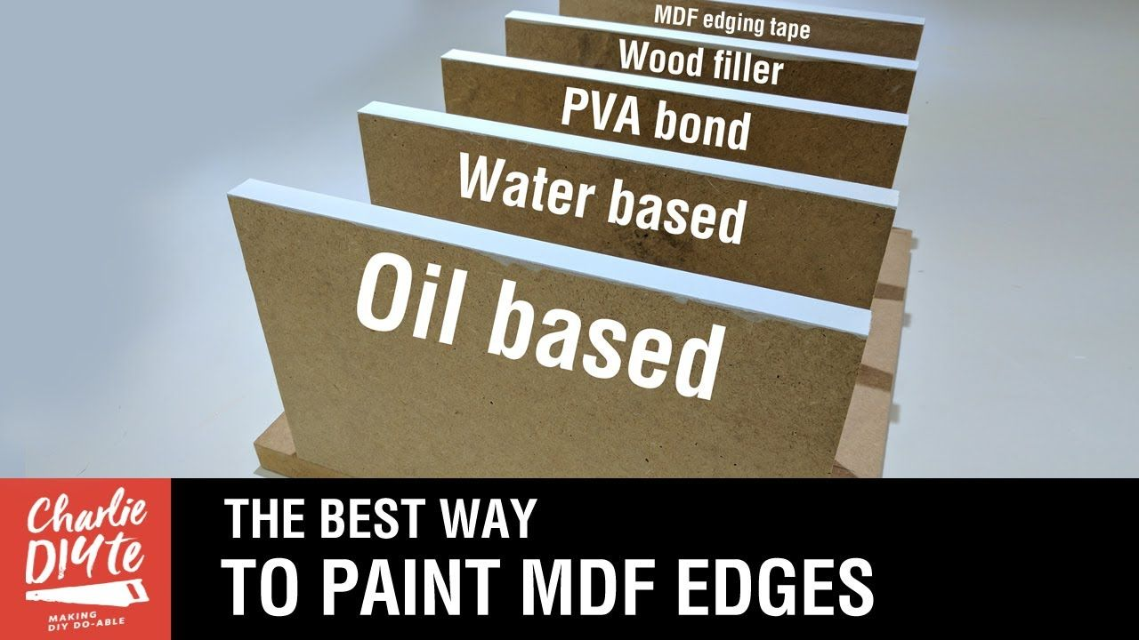 How To Get A Smooth Paint Finish On Mdf