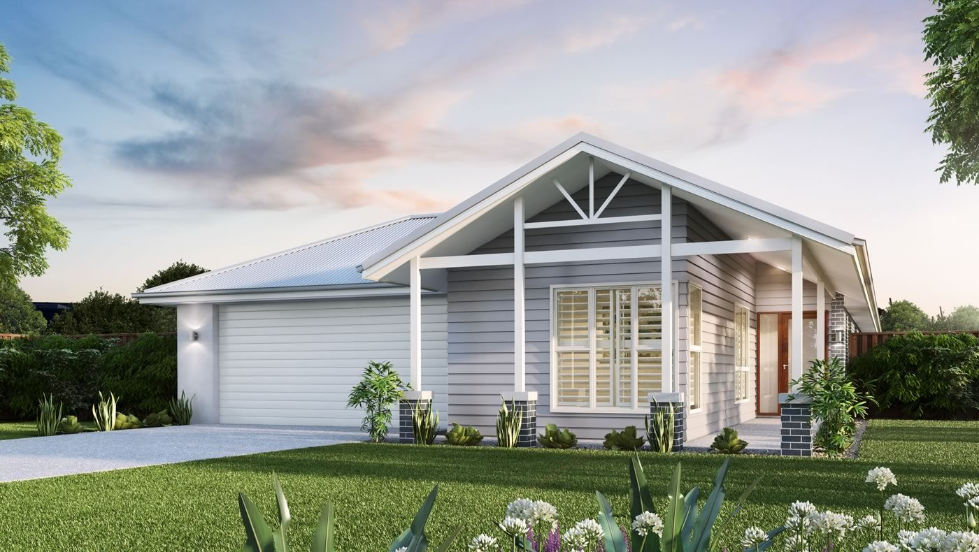 Gw Homes hampshire is an incredible affordable low set home designgw