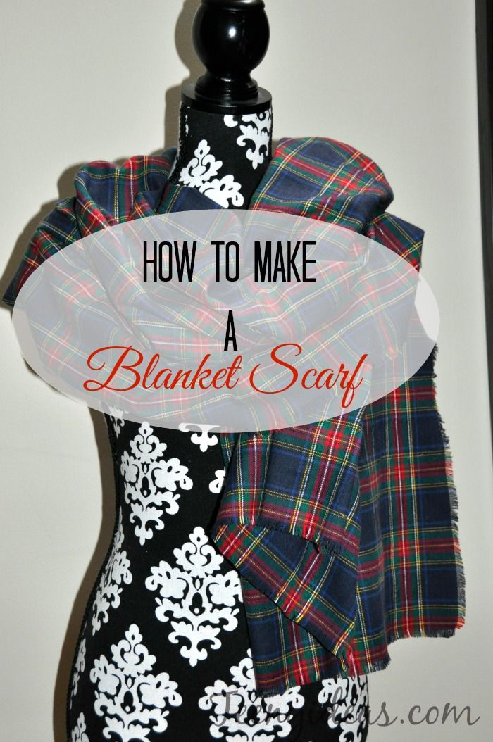 I Had Never Even Heard Of A Blanket Scarf Until I Saw This