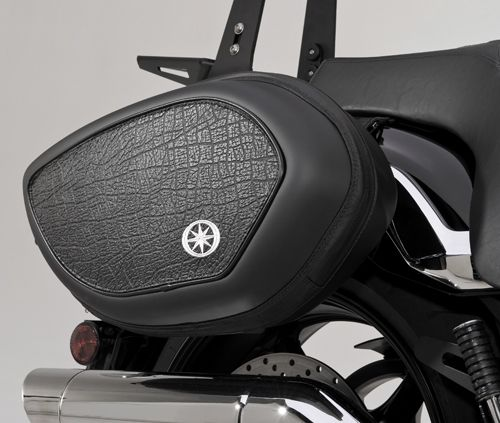 Yamaha stryker accessories yamaha stryker cruiselite for Yamaha stryker saddlebags