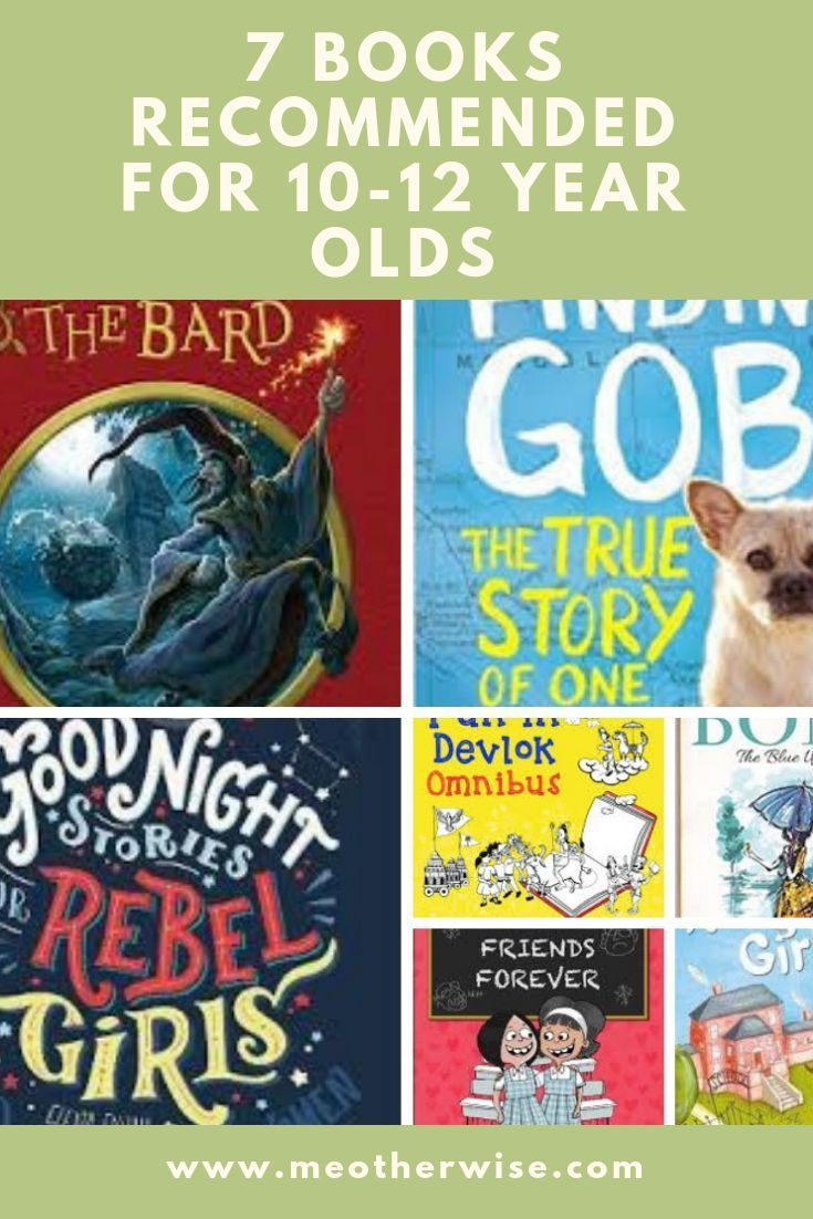 Seven Books Recommended For Ten Year Olds Me Otherwise Books Books For Boys Book Blogger