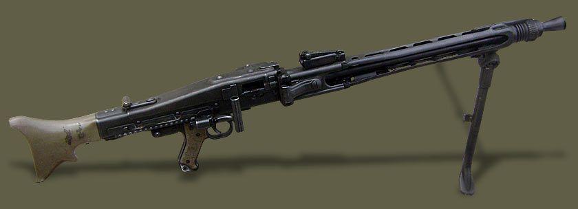 Универсальный пулемет Steyr MG-74 | Gun | Guns, Warfare