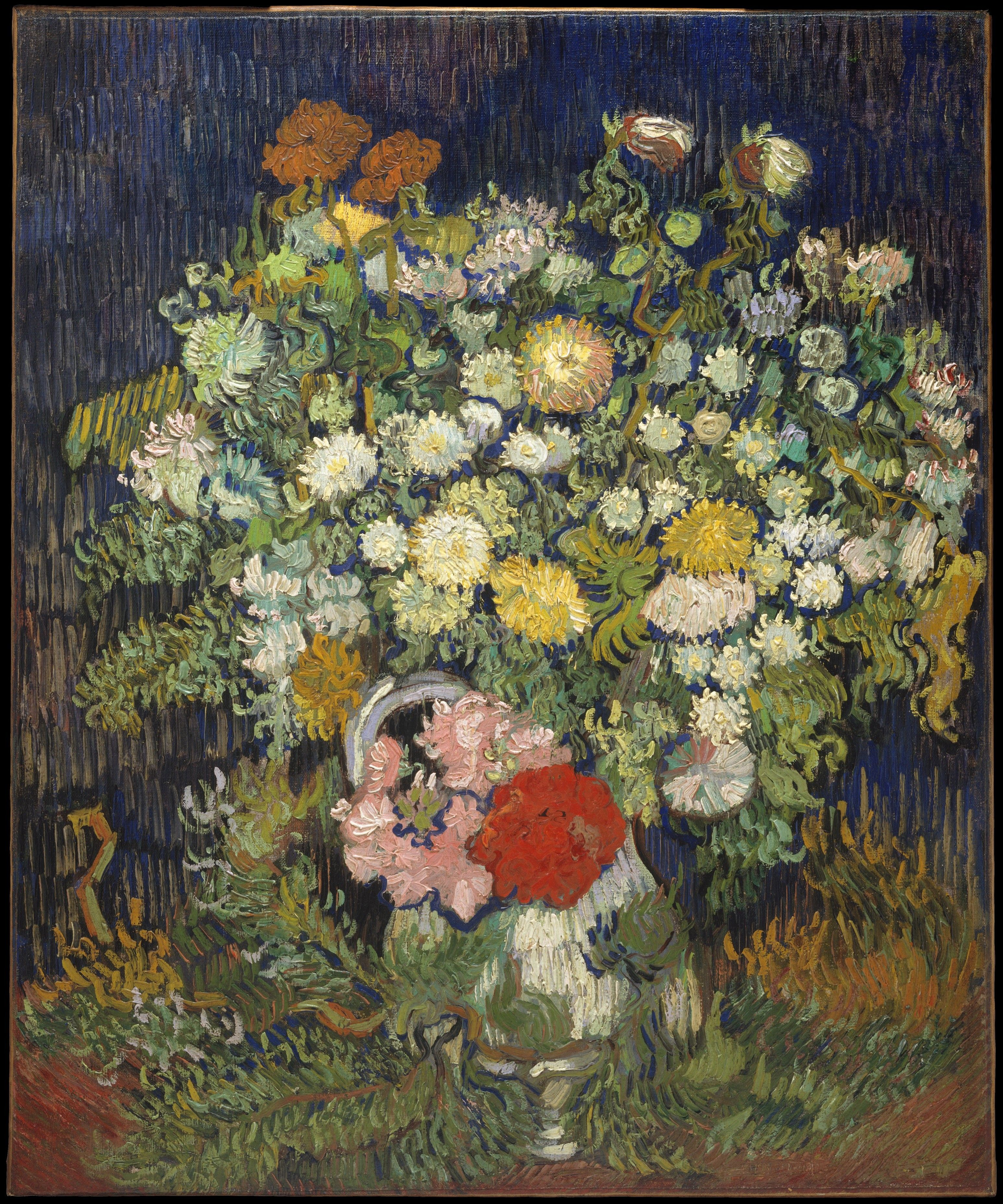 Bouquet Of Flowers In A Vase Free Download Streaming