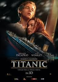 Titanic (1987) re-released in 3D 2012. A magical movie - as always