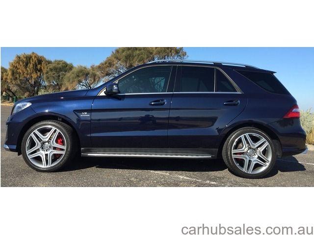 2014 mercedes benz ml63 amg auto 4x4 my15 vic u2013 car hub sales rh uk pinterest com