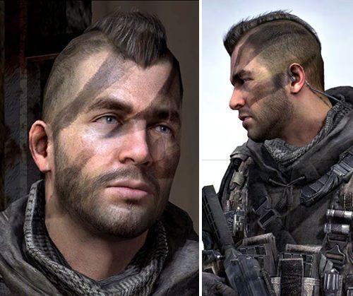 Soap From Modern Warfare 2 Military Haircut Military Haircuts