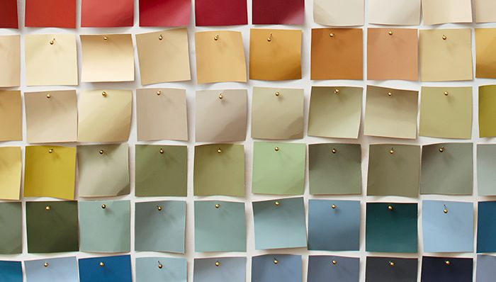 Lowes Carries The Pantone Color Chips...for Free · Decorating Color  SchemesChore IdeasPaint ...