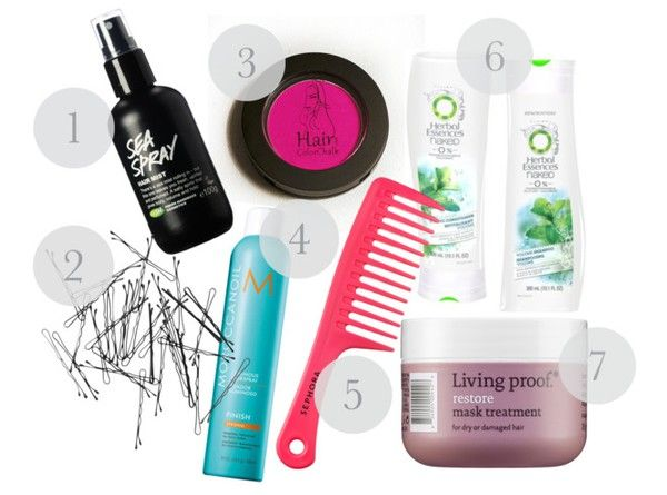 Sarah's Summer Hair Product Must-Haves | Lovelyish