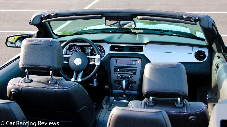 2014 ford mustang v6 premium convertible rental review avis