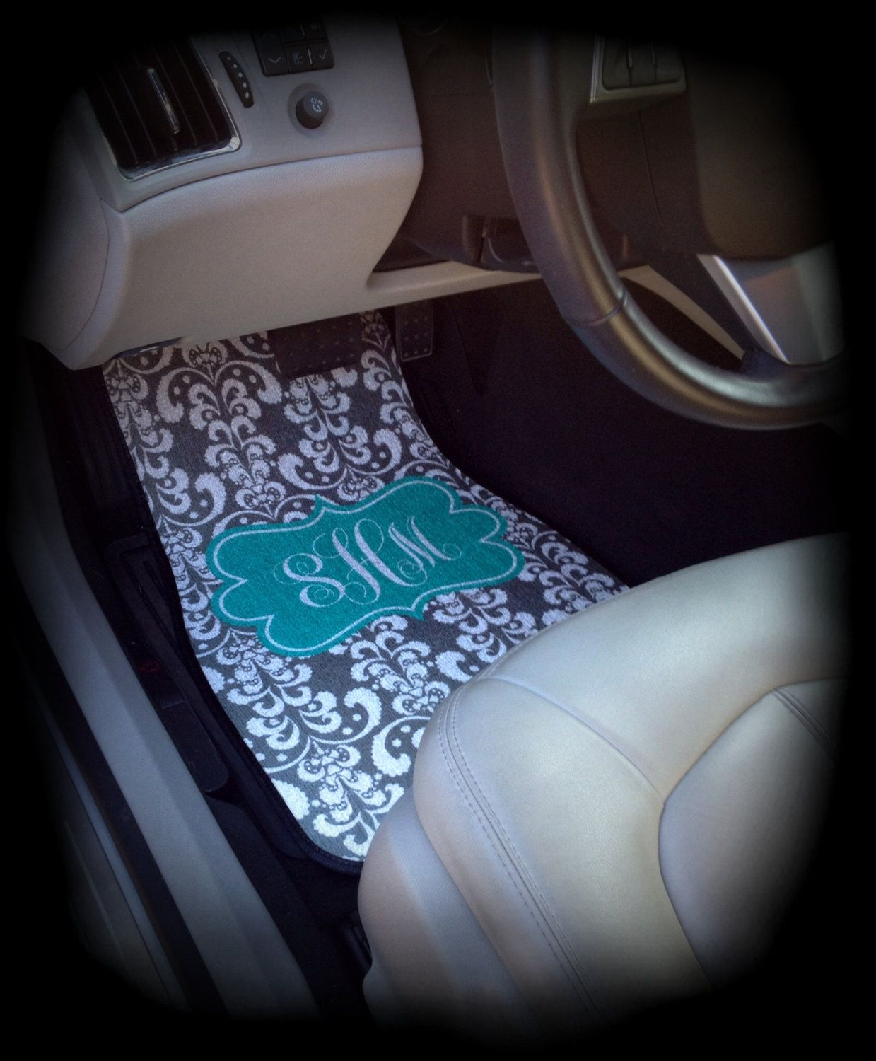 etsy to for monogram pin women on new floor car accessories sassysoutherngals mats monogrammed