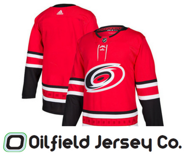 a7c4c4295c5 Men s Authentic Adidas NHL Jersey - Carolina Hurricanes
