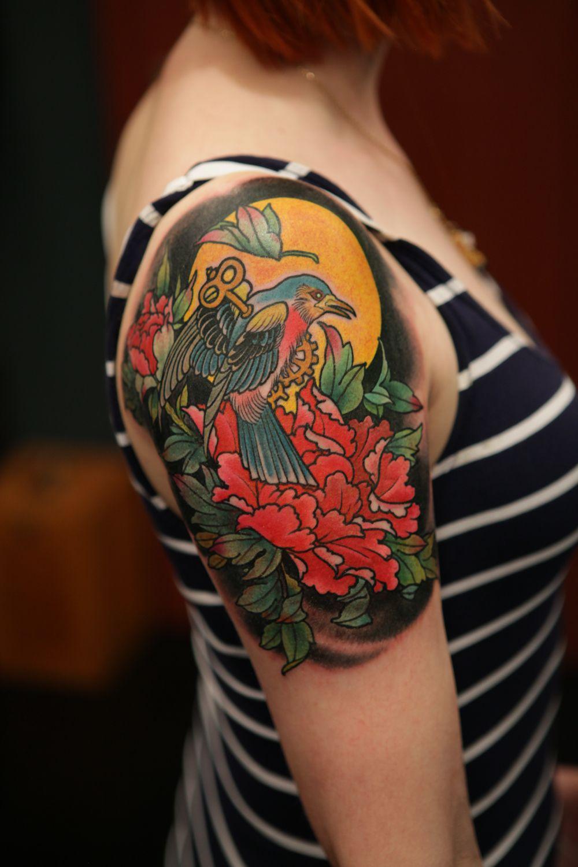 Retrospectiva 2013: Referências de tattos forever!