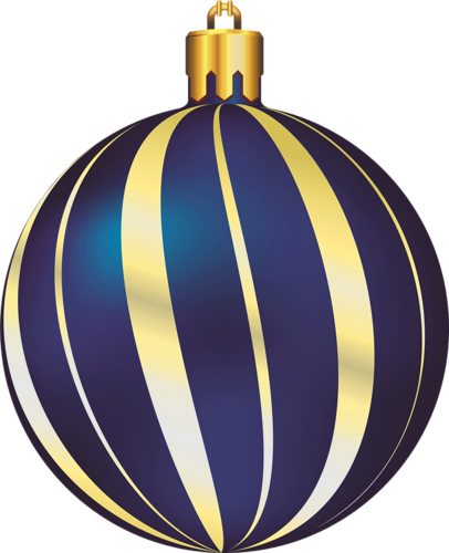 Blue Christmas Ball Ornaments Uk: Large Transparent Christmas Gold And Blue Ornament