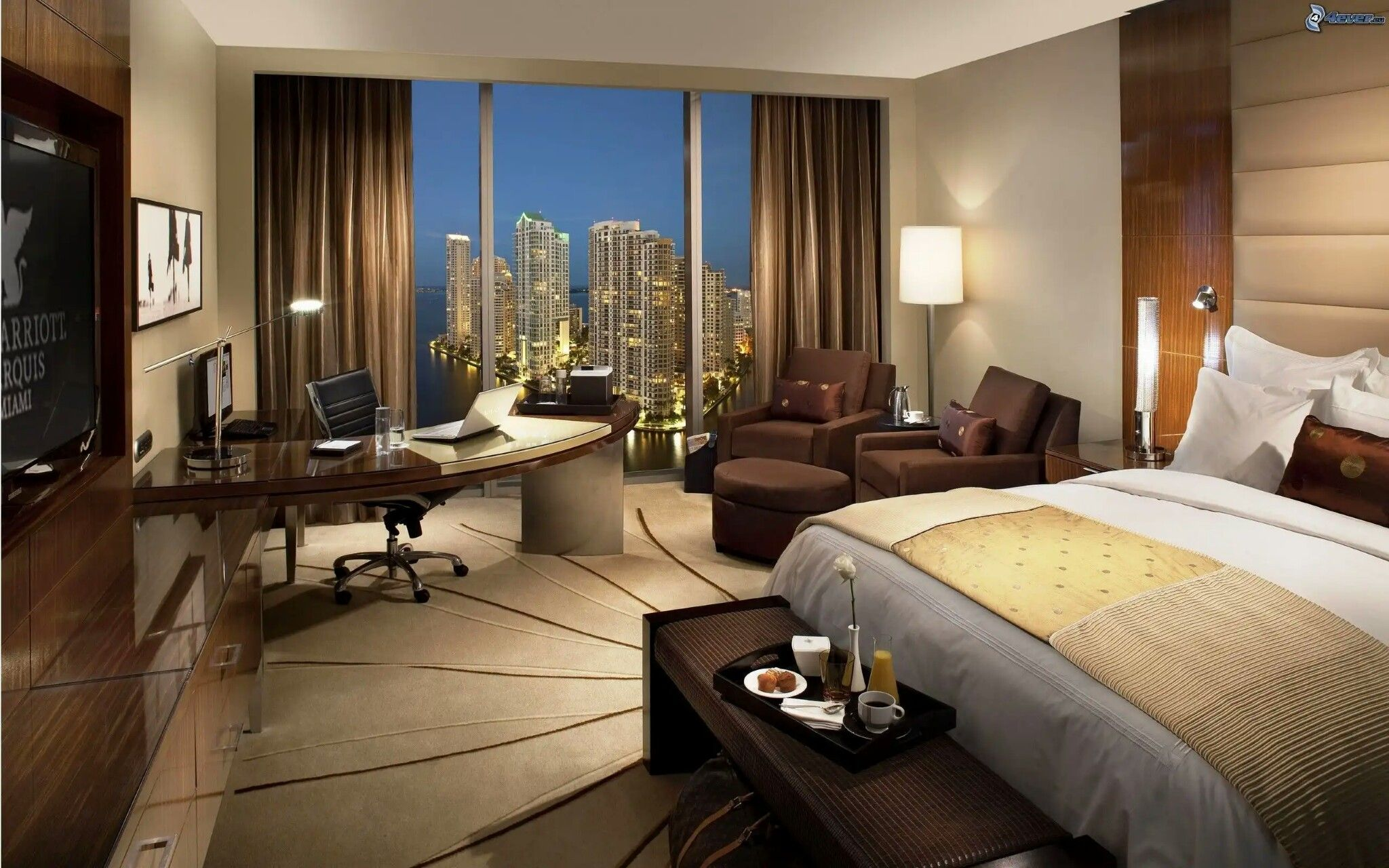 Pin By K On Opulent With Images Luxury Hotel Room Beautiful