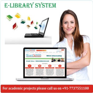 Online Library Management System Project in PHP Free