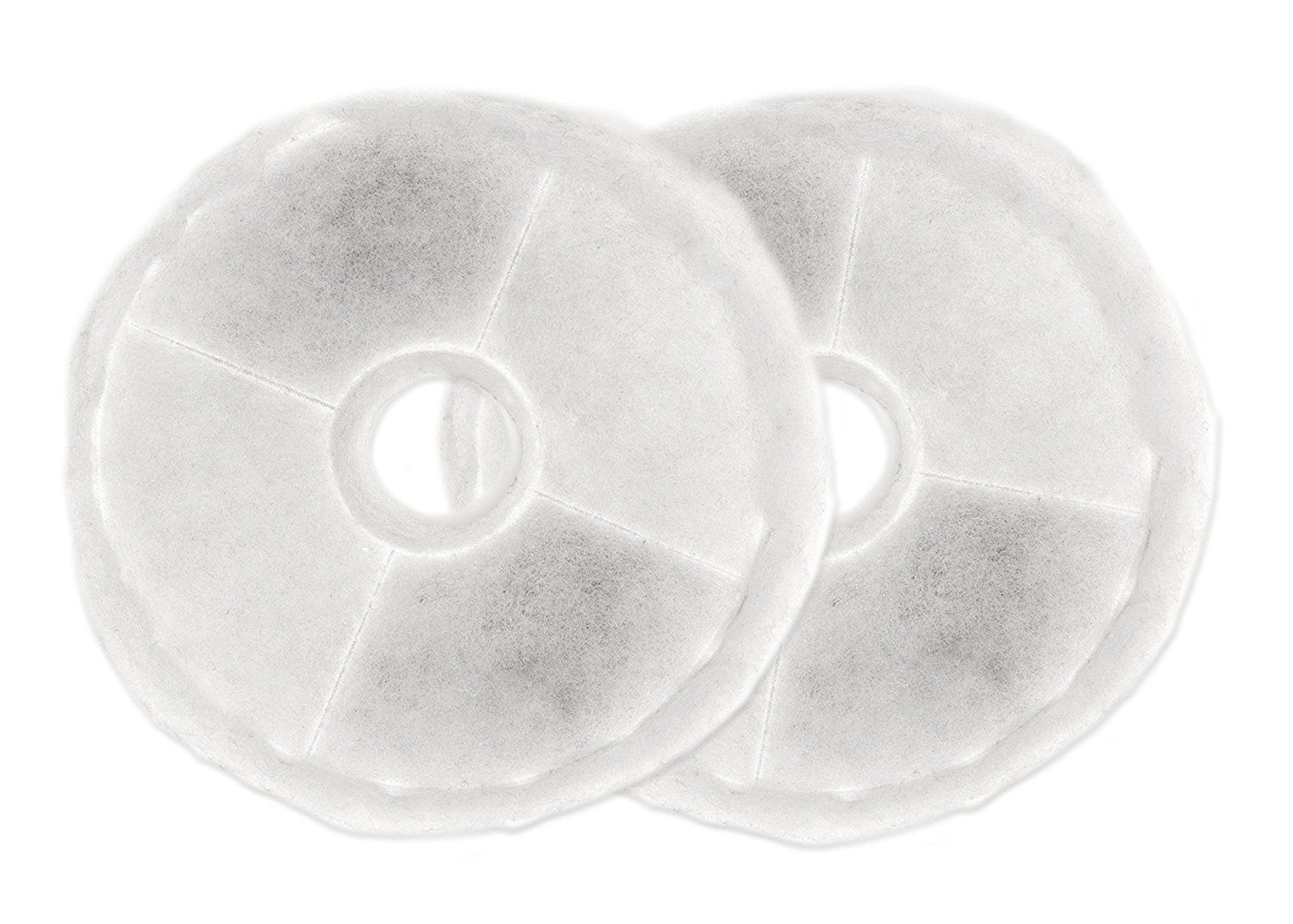 Catit flower fountain replacement filters 2 pack find
