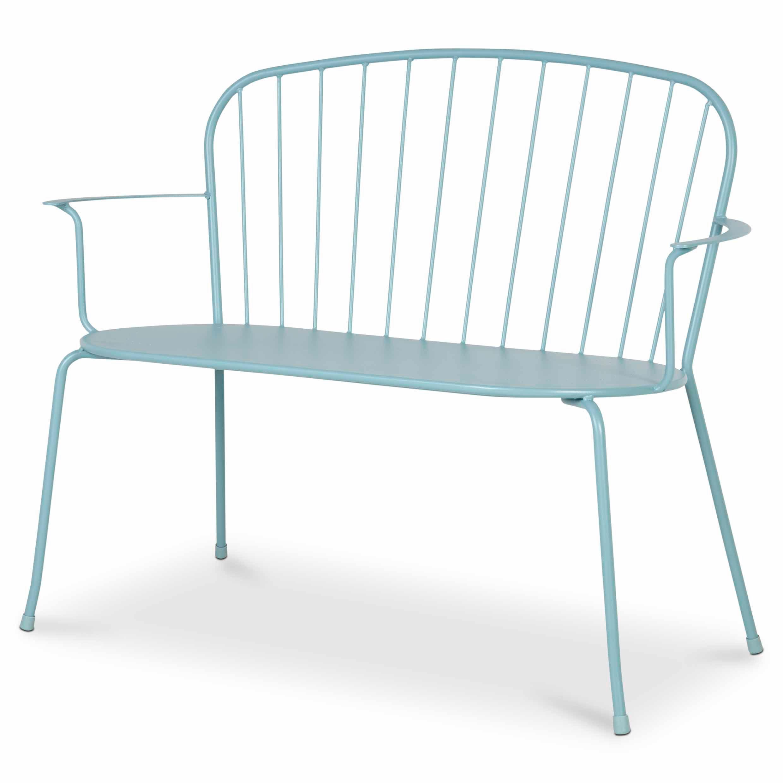Fine Gloria Metal Bench Departments Diy At Bq Garden Andrewgaddart Wooden Chair Designs For Living Room Andrewgaddartcom