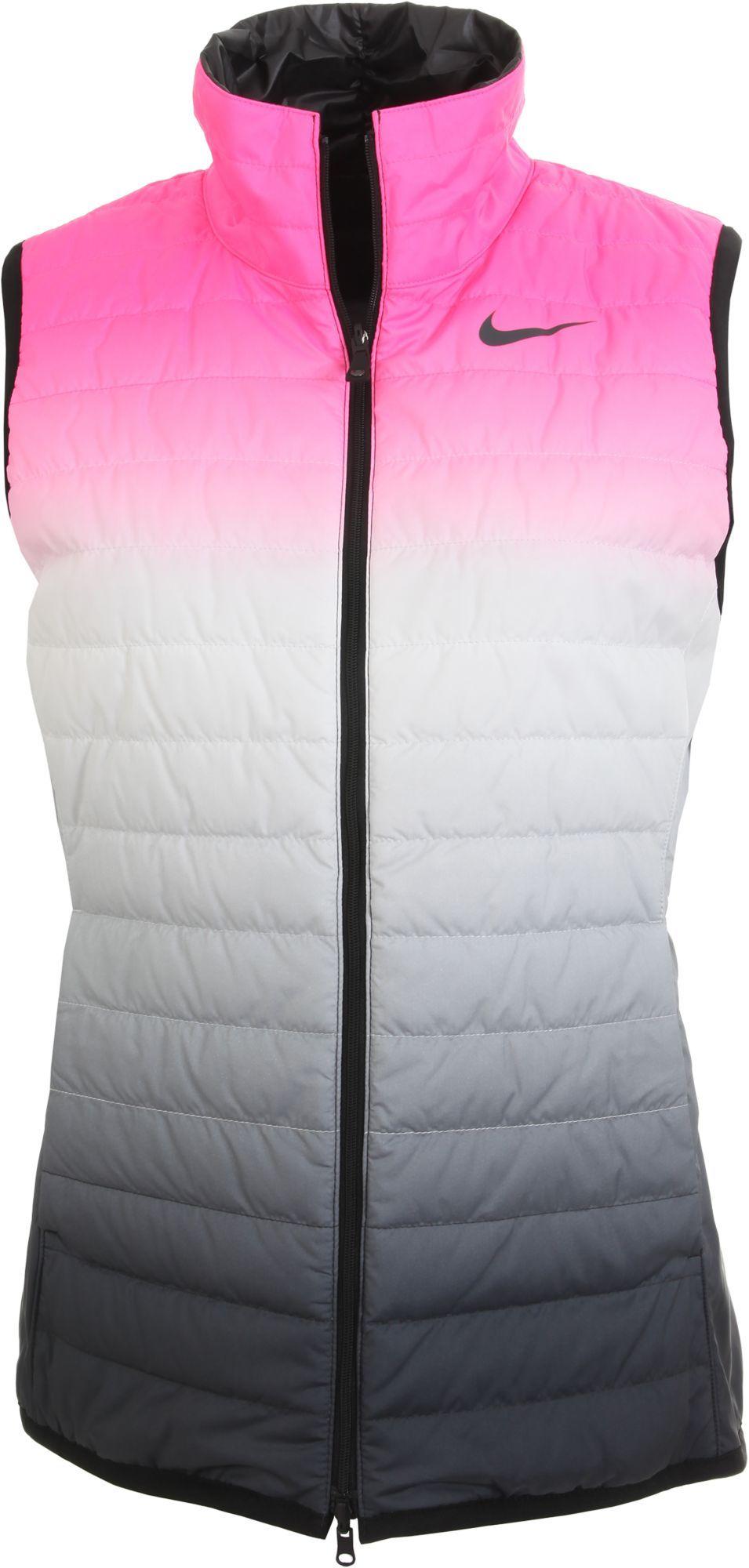 Women's nike golf apparel sale