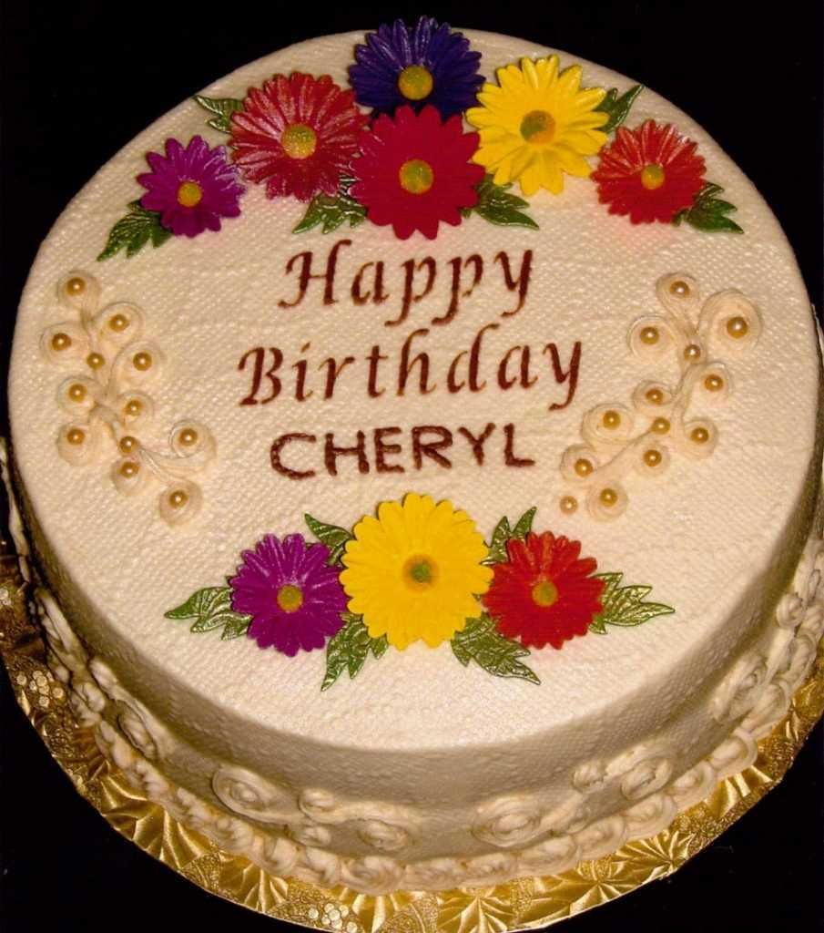Incredible Happy Birthday Cheryl Images New Candles Happy Birthday Cake For Funny Birthday Cards Online Necthendildamsfinfo