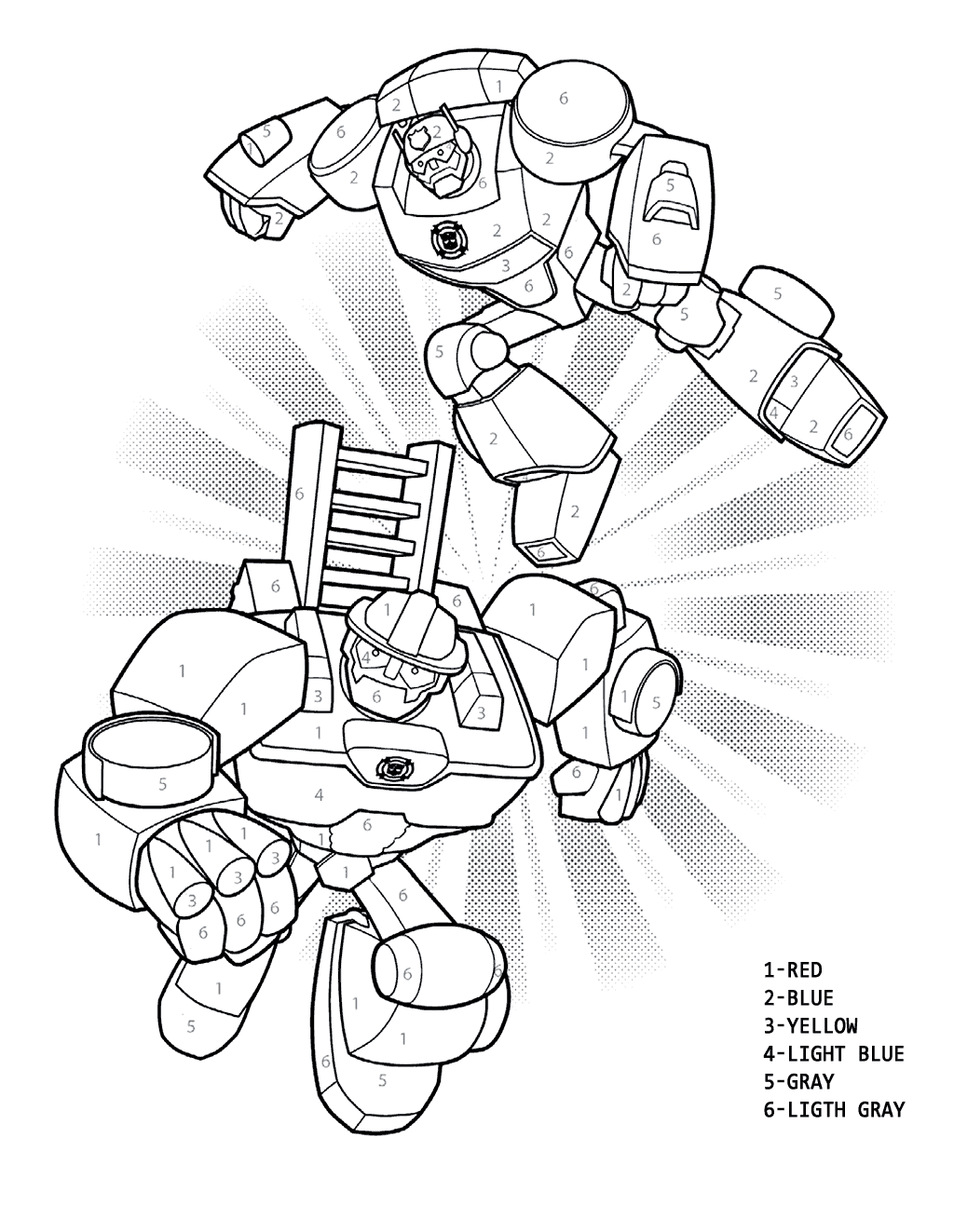 Rescue Bots Coloring Pages Best Coloring Pages For Kids In 2020 Transformers Coloring Pages Coloring Pages Cartoon Coloring Pages