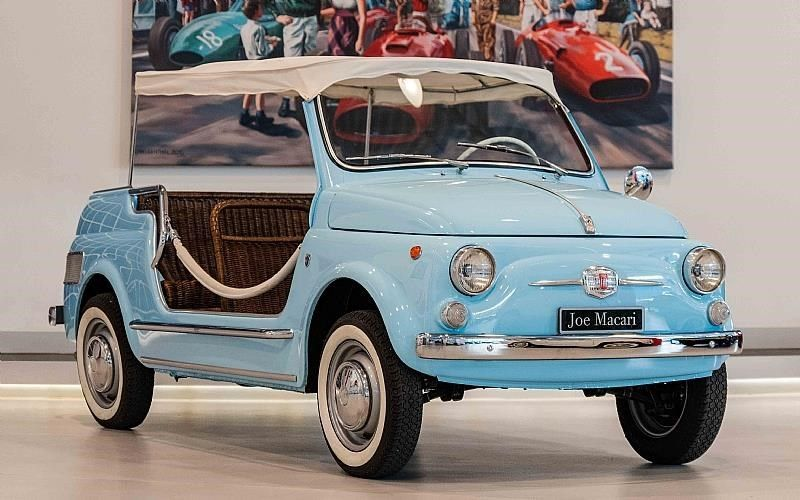 1958 Fiat 500 Jolly By Ghia For Sale Classic Cars For Sale Uk
