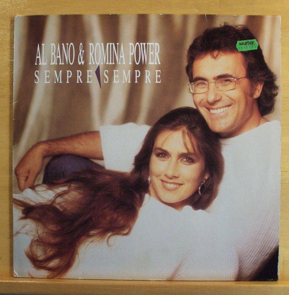 Al Bano Romina Power Sempre Sempre Vinyl Lp Caro Amore Andrea