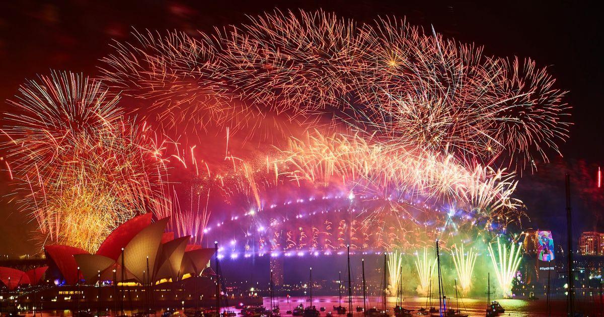 Happy New Year 2019 Australia Honeymoon New Years Eve 2018 Australia Tours
